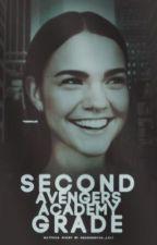 Avengers Academy||Second Grade by czarownica_lili