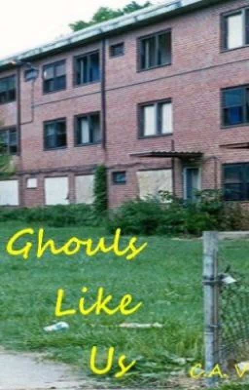 Ghouls Like Us? - ZombiesRuleContest by ChristineVerstraete