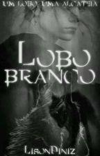 Lobo Branco by lisonDiniz