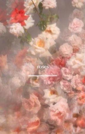 roses|b.barnes by merlinofmarvel-