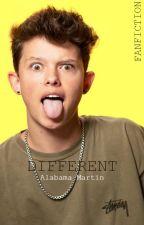 Different- Jacob sartorius by AlabamaMartin12