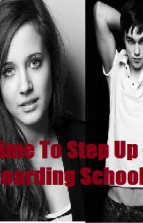 Time To Step Up @ Boarding School by charlie-milkshake
