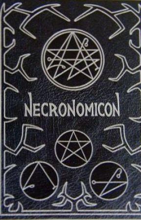 The Necronomicon by Grullok
