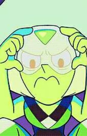 Peridot is Running Away With Amethyst's Stolen Doritos(Random Shitposting/MB5) by Why_NOT_Ship_Amedot