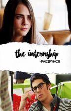 The internship ; Stuart Twombly  by pacifyhcr