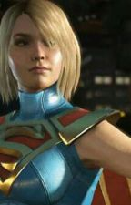 Injustice 2 supergirl x male reader by gamemasterNW