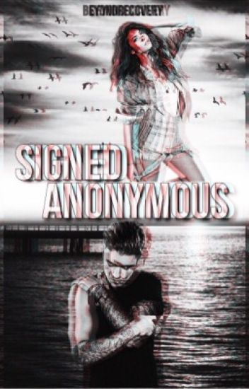 Signed Anonymous #1 | Official
