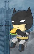 Batman x reader by JennaWayne_Batmom