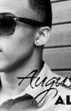 August Alsina Imagines by JordanHill1