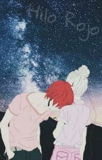 El hilo rojo • Foxangle • by -Watashi-Mangle-