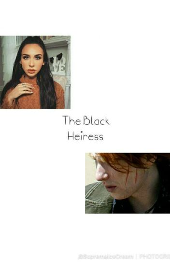 The Black Heiress [Bill Weasley]