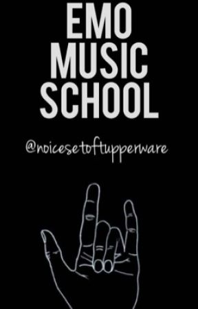 Music School for Emos by noicesetoftupperware