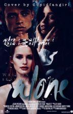 A L O N E                                                       [Cheryl Blossom] by BrandonAndrews__