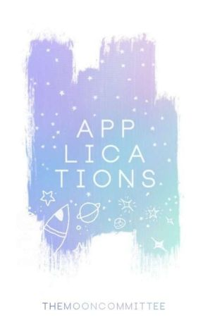Applications [On Hold] by TheMoonCommittee