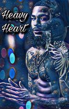 Heavy Heart by rebelliouslytrue_