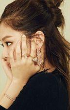 Dazzling ; jennie kim × kang daniel by sxgarbby