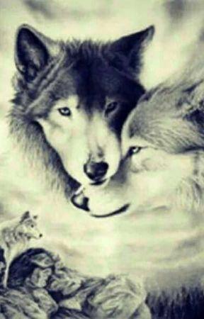 Un amour de loup-garou by taearmy