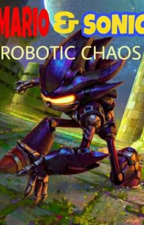 Adventure of Mario & Sonic: Robotic Chaos by FateGrand-overseer