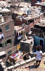 The Slums by AlphaXero
