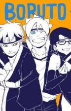 Viaje al futuro( Naruto Shippuden) by batmanuzumakiuchiha