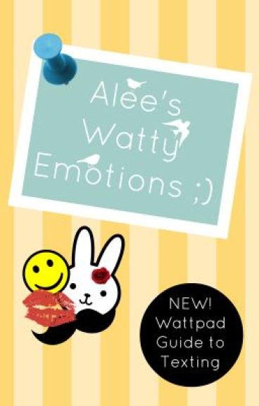 Alee's Watty Emotions