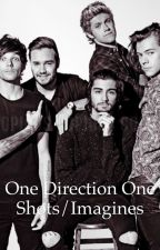 One Direction Imagines/OneShots by KneeWin