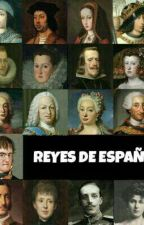 Reyes De España by Jrebsrl