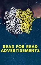 Read for Read, Covers and Awards Advertisements by Cholocolate