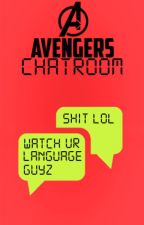 Avengers Chat Room   Marvel by evil-converse-girl
