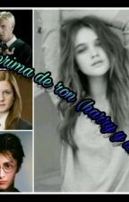 la prima de ron (harry potter y tu ) by -JAZmin05-