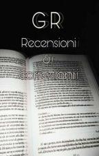 GR-Recensioni e correzioni.  by loove-books9