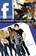 Kane Chronicles Facebook Chat by GinnyWeasley4Ever