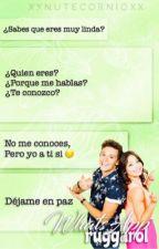 Whatsapp/Ruggarol  by SheIsBook