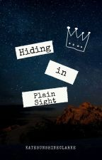 Hiding In Plain Sight by KateSunshineClarke