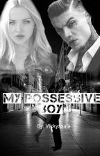 My possessive boy. by vickyssala