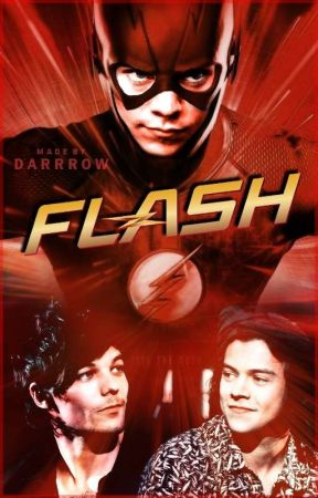 Flash ~ Larry by Marlena1999