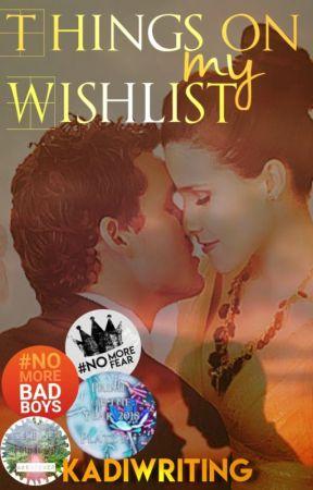 Things on my Wishlist by Kadiwriting