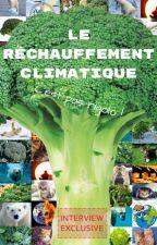 Le réchauffement climatique, c'est pas rigolo ! by Hippollipop