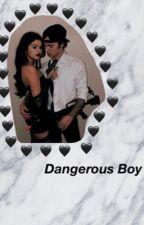 Dangerous Boy by vall12oujeee