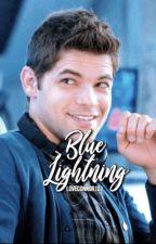 Blue Lightning {Winn Schott} by LoveConnor101