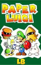 Paper Luigi et la Boussole du Temps by LB_NekOlimar