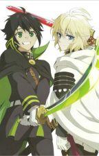 Owari no Seraph; after saving Krul & Ferid by anime_x_fics