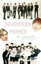 Seventeen Memes by __unicorn25__