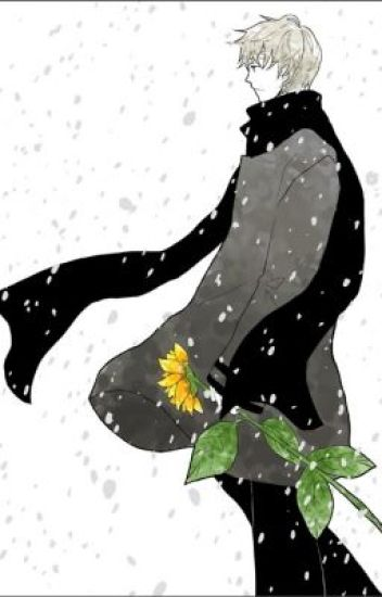 Winter Flower || Russia x Reader