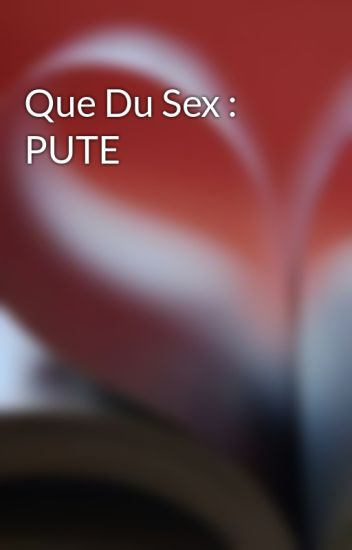 les numero des pute pute et sex