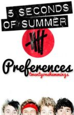 5sos Preferences by twentyonehemmings