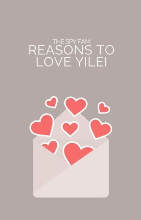Reasons to Love Yilei by thespyfam