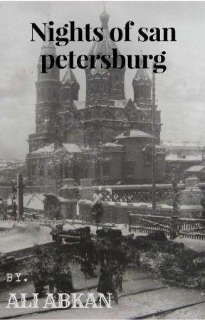 ليالي سان بطرسبرغ by Romancier1993