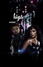1| hips ♛ BUCKY BARNES by spideyshots