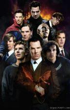Benedict Cumberbatch imagines  by ArdenLaufeyson